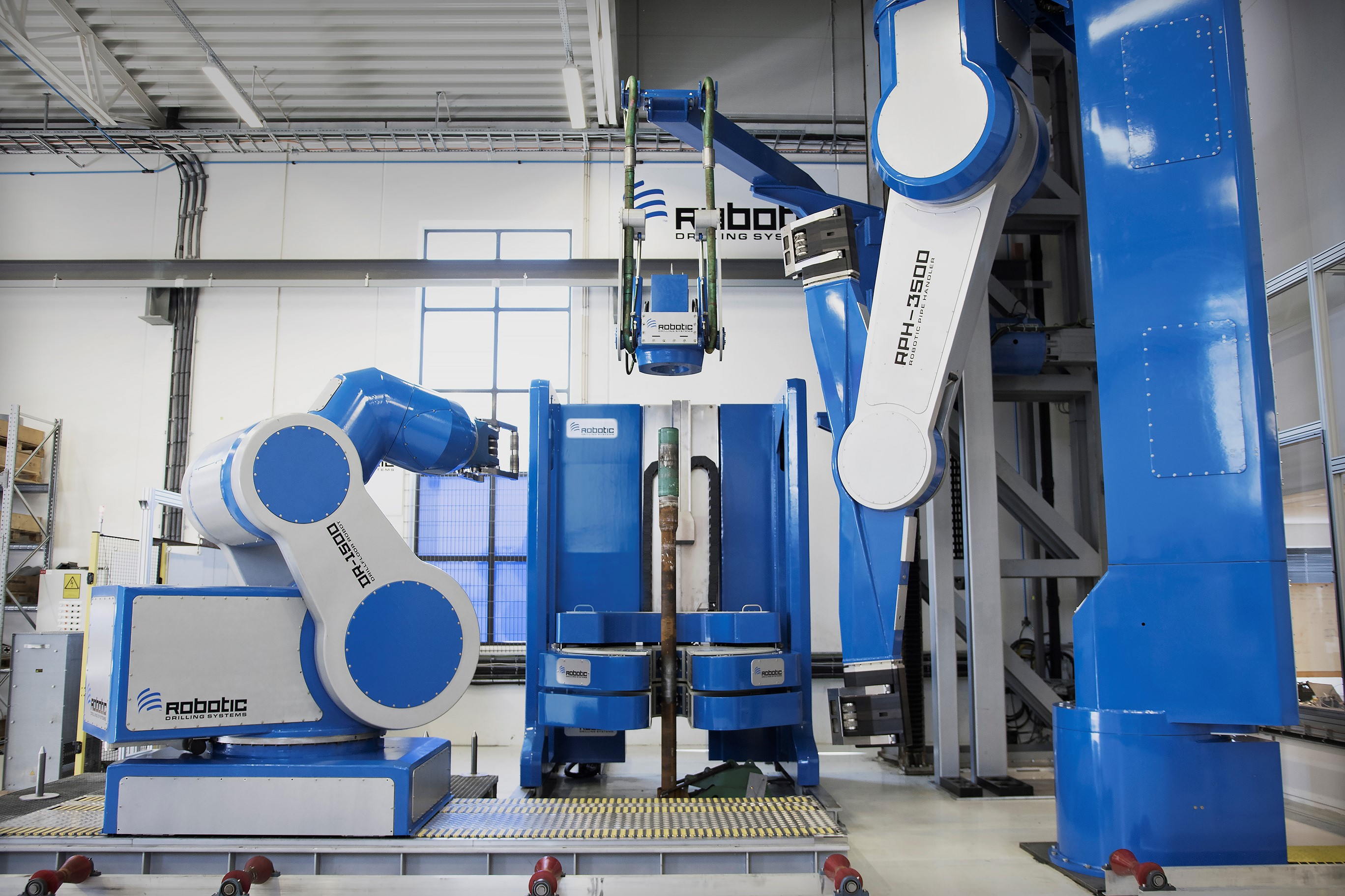 Foto: Robotic Drilling Systems